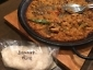 『Basmati Rice』でPAELLA!!